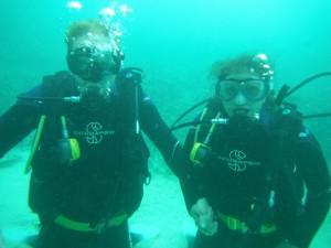 Mauritius scuba diving