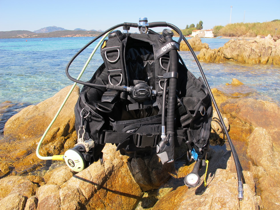 Take with you your BCD and regulator