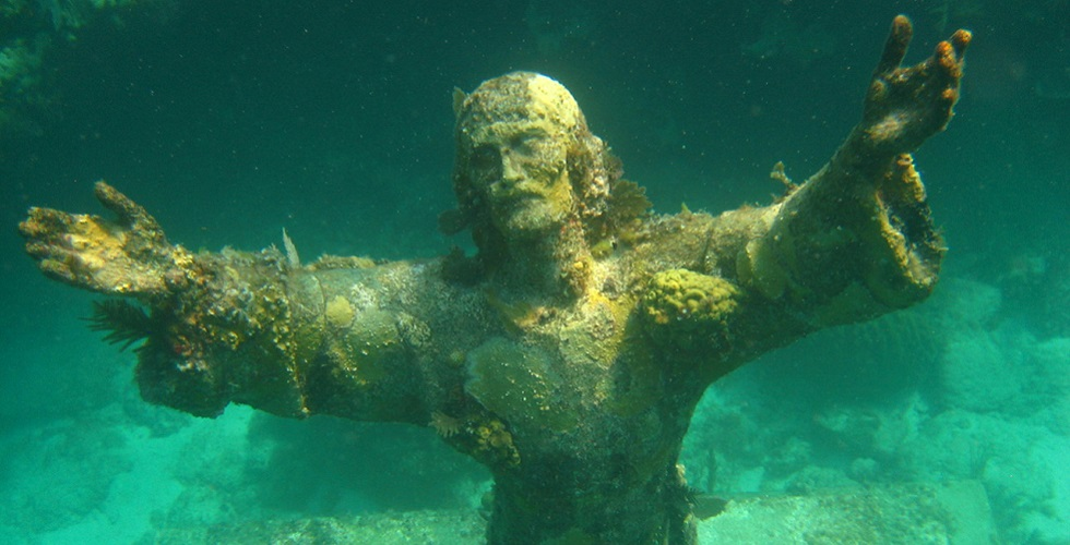 Florida Keys Christ Abyss