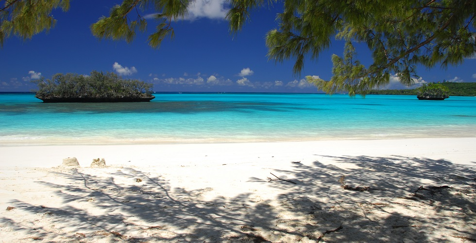 New Caledonia Beach