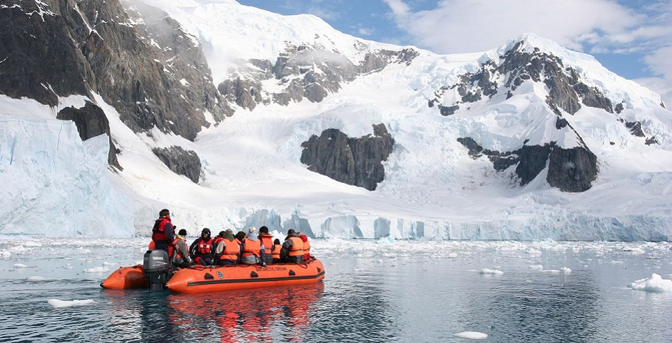 Antarctica Dive Dinghy