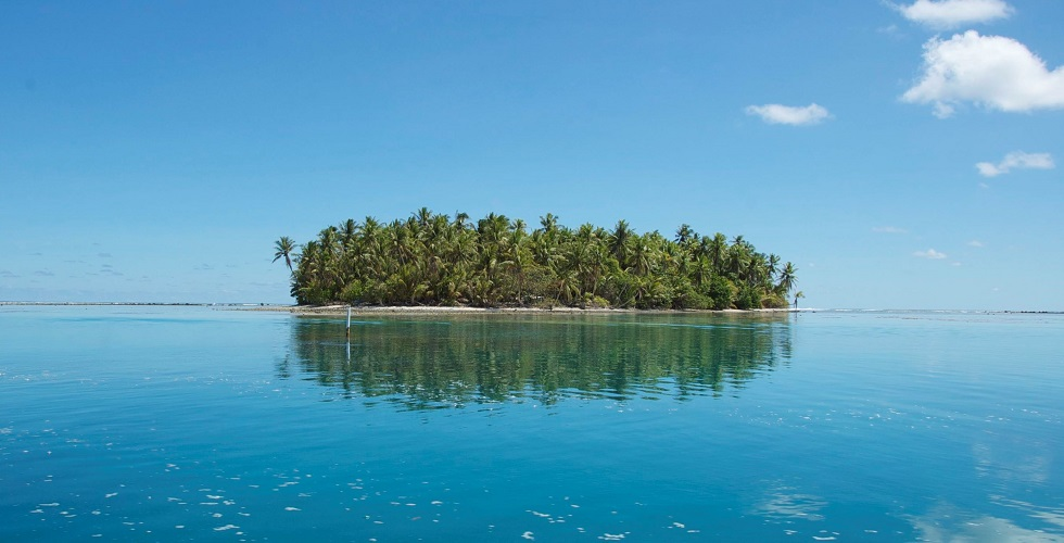 Lonely Island Tokelau