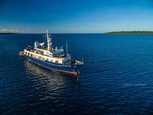 Scuba-diving safari in Palau on board of the Liveaboard MV Solitude One