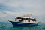 Take a diving trip on the Liveaboard MV Emperor Atoll