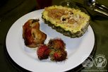 Delicious food aboard the Liveaboard Thailand Aggressor - Pulau Weh