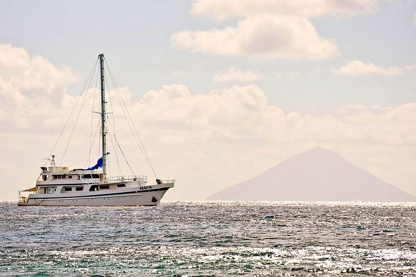 Liveaboards de Fiji