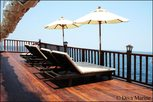 Sun deck view Liveaboard SY Diva Andaman