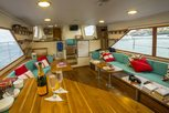 Lounge Liveaboard MY Nortada