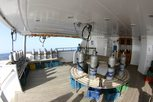 Dive deck Liveaboard MV Emperor Elite
