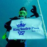 Single dives Liveaboard Snefro Love