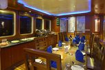 Dining Liveaboard MV Maldives Princess