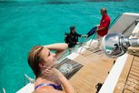 Take a diving trip on the Liveaboard Bahamas Aggressor