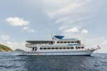 Enjoy your journey on the Liveaboard MV Pawara