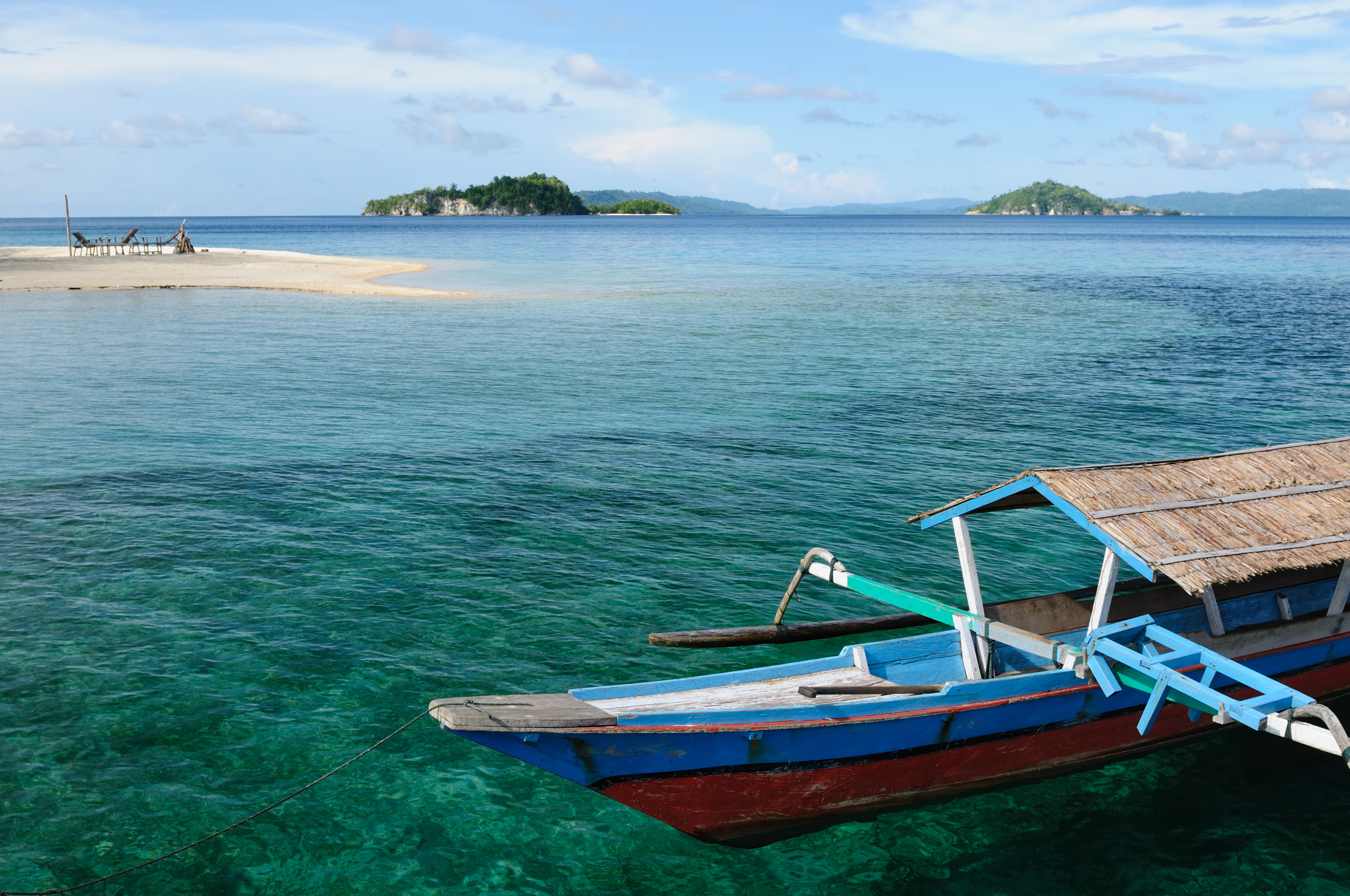 diving in central sulawesi padi travel