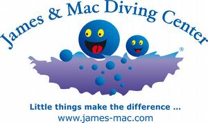 James and Mac logo